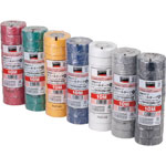 Unleaded Type Vinyl Tape (10 Rolls in 1 Pack)