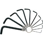 Hex Wrench Set (10 Piece Set / Ring Type)