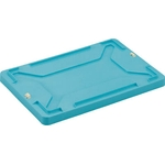 Lid for F Type Recycled Plastic Construction Container