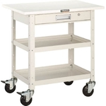 Birdy Utility Cart (Top Panel Board, 1 Drawer)