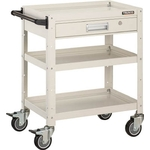 Birdy Utility Cart (Urethane Casters, 1 Drawer)