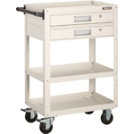 Eagle Wagon (Rubber Casters 2 Drawers)