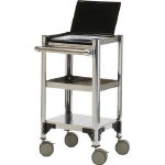 Stainless Steel Computer Cart (SUS430)