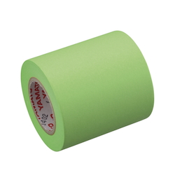 Memoc Roll Tape Fluorescent Colors, 50 mm, Spare Lime