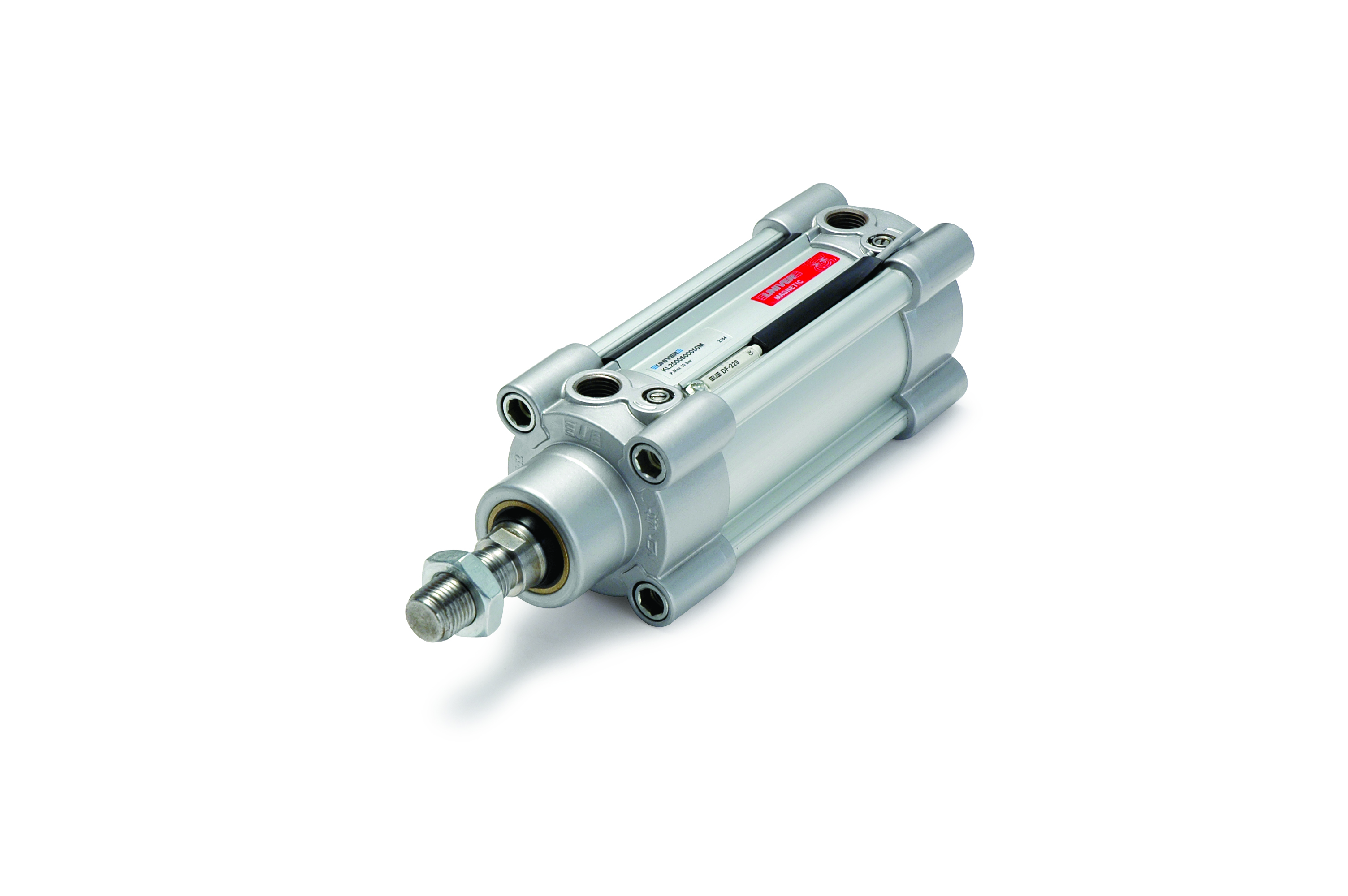 Pneumatic cylinders ISO 15552 (ex ISO 6431)