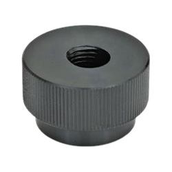 Quick release knurled nuts, Steel