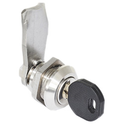Stainless Steel-Latches, lockable