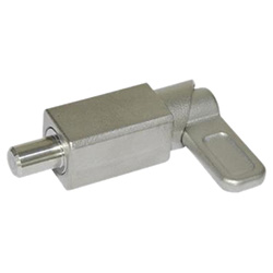 Stainless Steel-Spring latches for welding