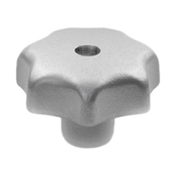 Star knobs, Stainless Steel