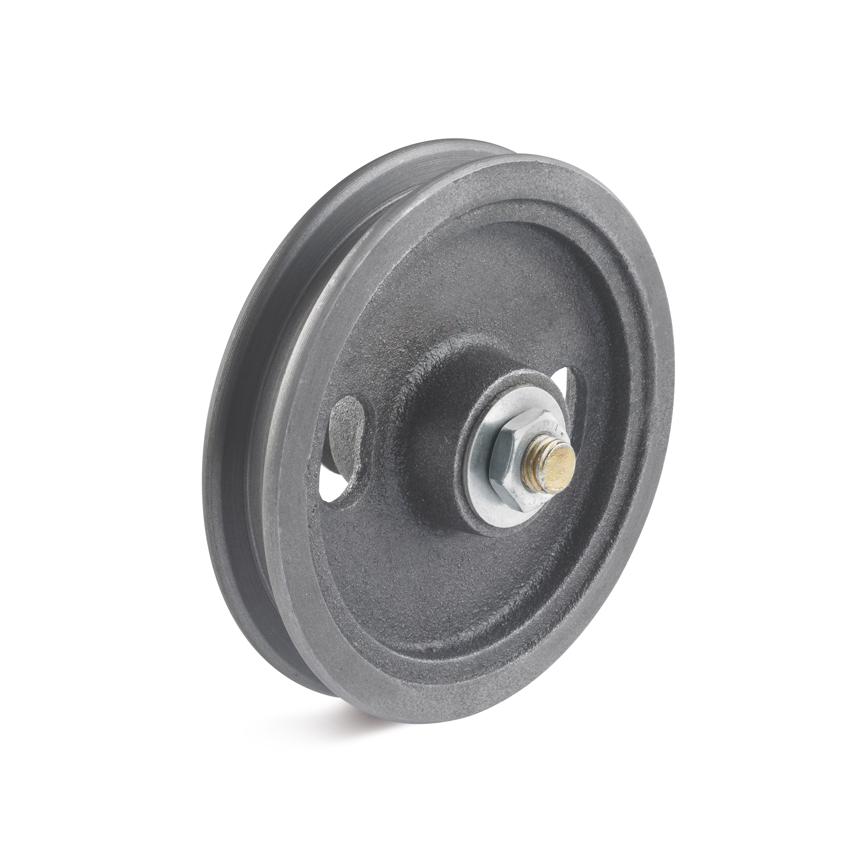 Cast iron door roller, roller bearing