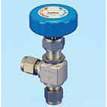 Stainless Steel, 16.2 MPa, Powerful Lock, Needle Stop Valve