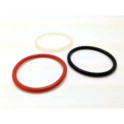 JIS B 2401-1 P (O-Ring per movimento, ritenuta superficie cilindrica, ritenuta superficie piana)