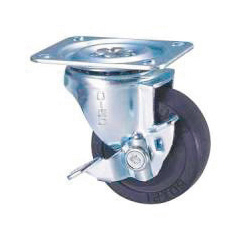 Industrial Casters STC Series Swivel with Stopper (S-1 / S-2)