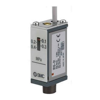 ATEX Compliant, Pressure Switch, Reed Switch Type, 56-IS10 Series