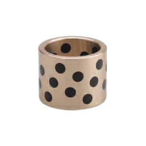 Oil-Free Universal Guide Bushings -Straight Bronze Type-