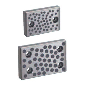 Oil-free Slide Plates -Steel 20mm-
