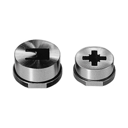 Special Shaped Button Dies Straight Type