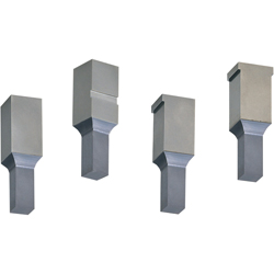 Block Punches -TiCN Coating- Shank (Mounting Part) Shape: Single Flange