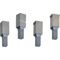 Block Punches -TiCN Coating- Shank (Mounting Part) Shape: Double Flanges