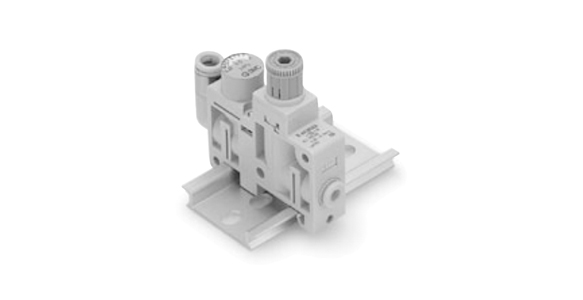 Regulator - Single Unit Type, ARM5S Series, DIN Rail Mount Type: product images